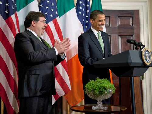 Cowen & Obama - Set for Oval Office meeting