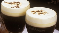 The Best Ever Irish Coffee - I've perfected this recipe over time and believe it really is the best ever Irish coffee.
