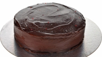 Guilt-Free Chocolate Cake - All of the taste, without the calories!