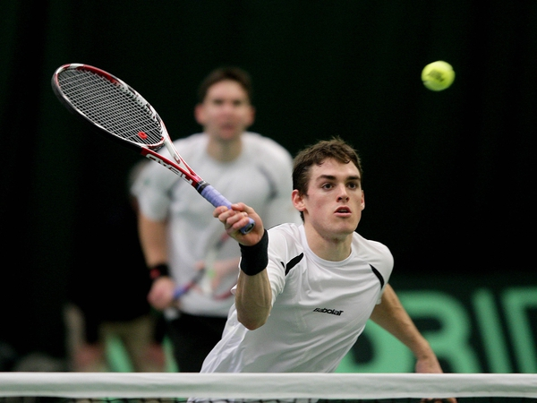 James McGee is Ireland's second ranked player