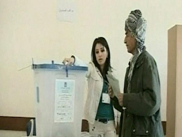 Iraq - Parliamentary elections