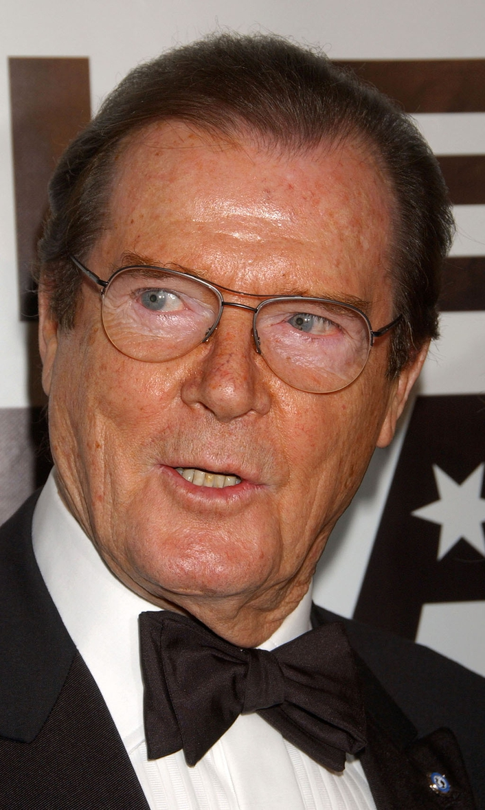 Arts News - Roger Moore RIP