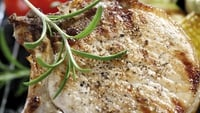 Pork Chops with Onion Gravy - A quick and easy meal.