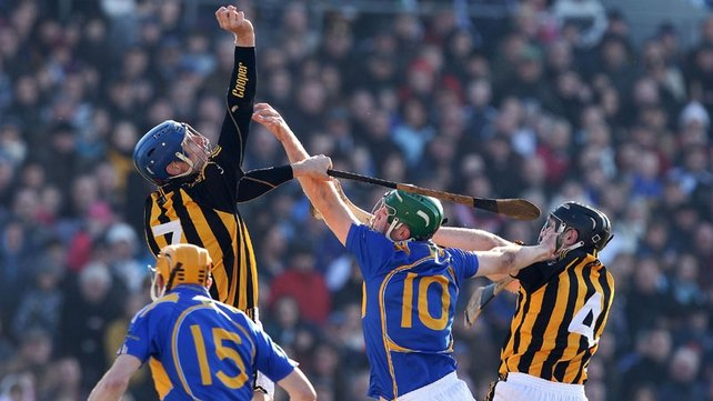Kilkenny meet Tipperary in a repeat of last year's final