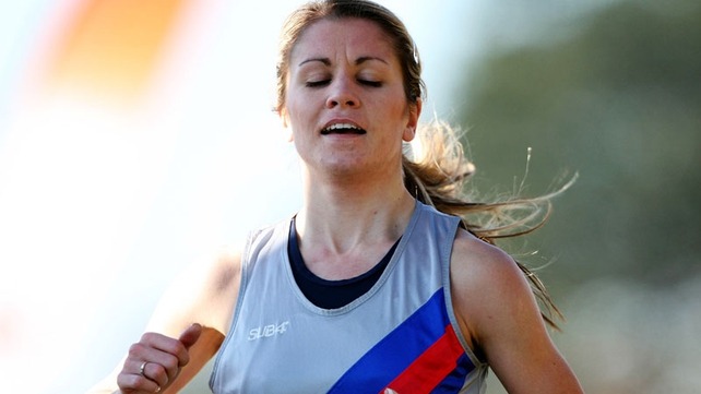 Linda Byrne: marathon