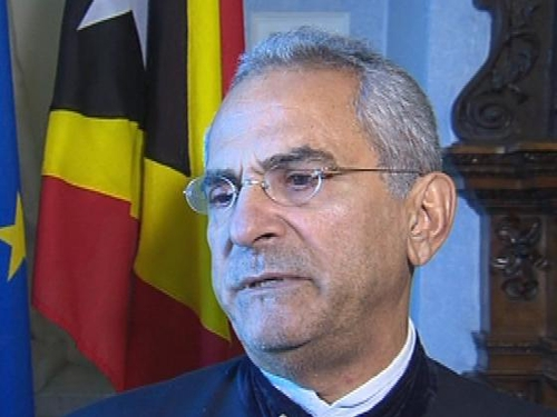 José Ramos-Horta - Central to independence battle