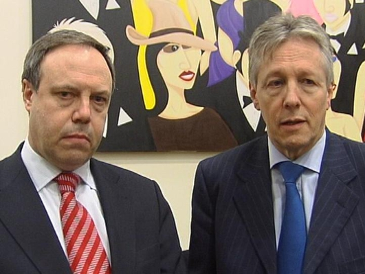 DUP's Peter Robinson appeals for Catholic vote