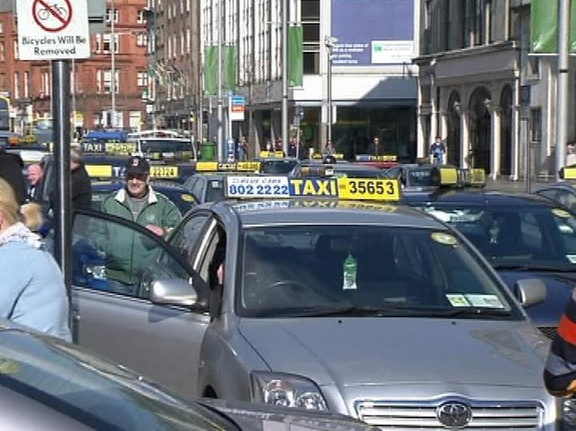 Taxi drivers - Will be serving a seven-day notice of strike