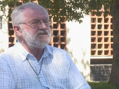 Fr Dick O'Riordan