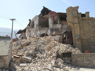 Haiti - Devastated by earthquake