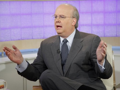 Karl Rove - Former aide to George W Bush