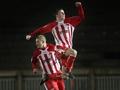 Bray Wanderers 2-3 Sligo Rovers