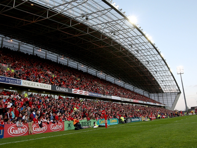 Thomond Park - Hosts opening ceremony of Special Olympics