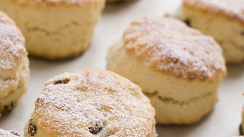 Something for the weekend: Irish Breakfast Scones