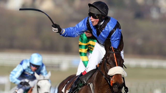 Adrian Heskin was the man to follow at Fairyhouse on Wednesday