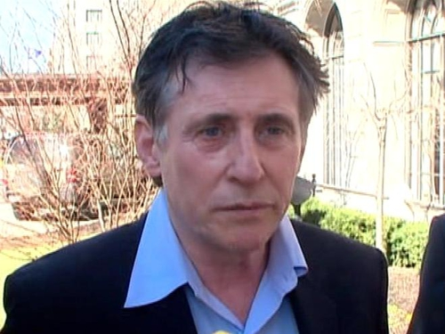 Gabriel Byrne - To work closely with artistic agencies
