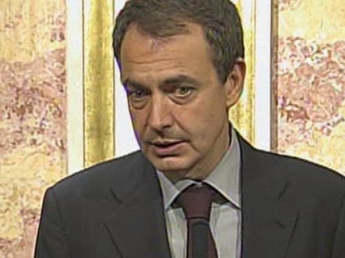 Jose Luis Rodriguez Zapatero - Blamed ETA for attack