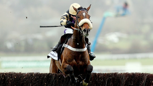 A win in the Scottish Grand National would see Tidal Bay become the oldest ever winner of the Ayr race