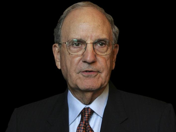 George Mitchell - To mediate talks