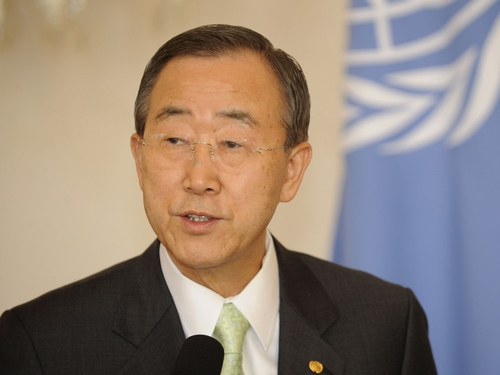 Ban Ki-moon - Two-day visit to the Middle East