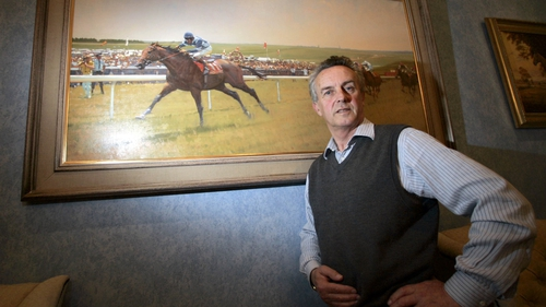 Jim Bolger's Loch Garman won the Criterium International at Saint-Cloud