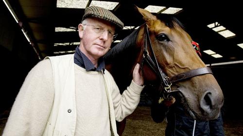 John Oxx's Ponfeigh took victory in the Irish Stallion Farms EBF Race