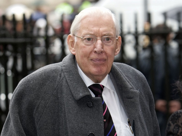 Ian Paisley - Standing down at British general election