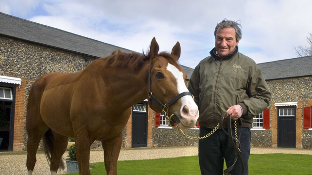 Trainer Luca Cumani will now aim Emirates Queen at the Yorkshire Oaks
