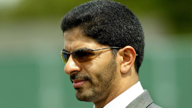 Trainer Saeed bin Suroor is on the lookout for a new assistant
