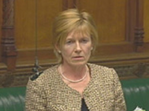 Sylvia Hermon - Opposed to alliance with Conservative Party - (Pic: www.sylviahermon.org)
