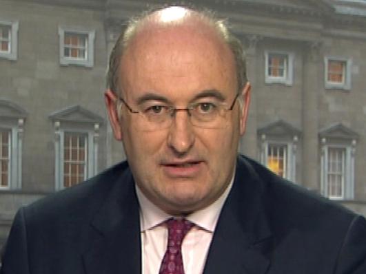 John Shéamus Ó Fearraigh, iarrthóir de chuid Shinn Féin i dtogh cheantar na nGleanntach
