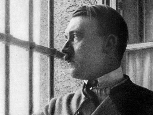 Adolf Hitler - Began to write Mein Kampf in Landsberg prison