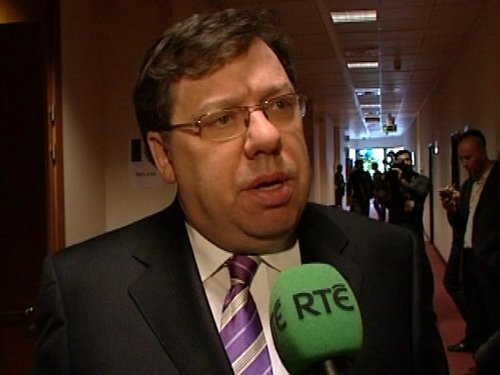 Brian Cowen - 66% don't believe he can lead Ireland out of recession
