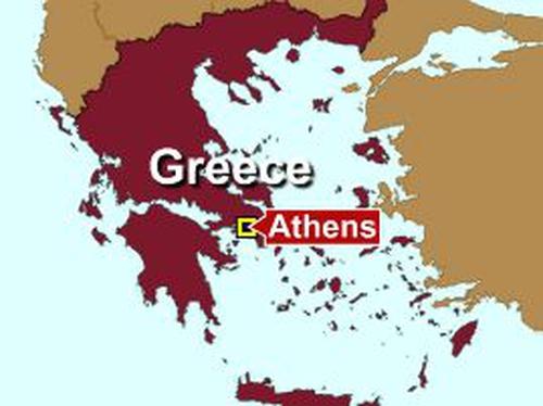 Athens - Bomb blast outside school