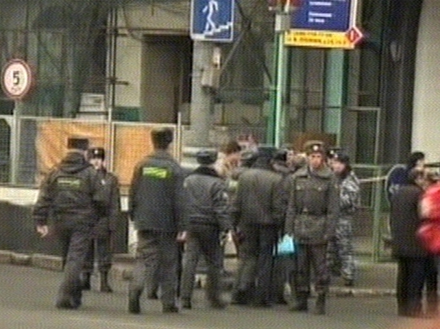 Moscow - 38 killed in separate bomb attacks