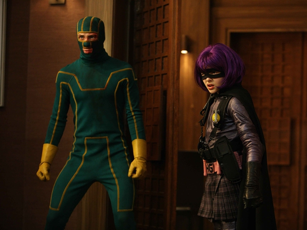 Kick-Ass realises he's out of his depth (yet again)