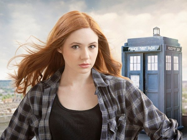 Gillan - Character Amy has a big storyline coming up