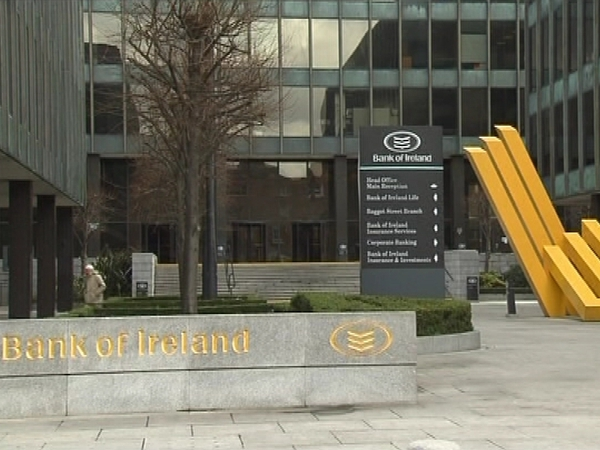 Bank of Ireland - Flagged interest rate last week