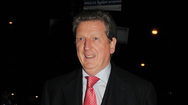 Roy Hodgson has experience of international management with Switzerland, UAE and Finland