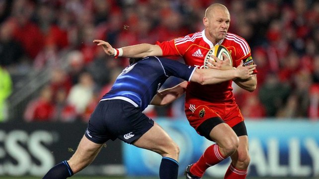 Paul Warwick has agreed a move to Stade Francais