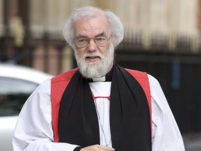 Dr Rowan Williams - Discussed abuse scandal in BBC interview