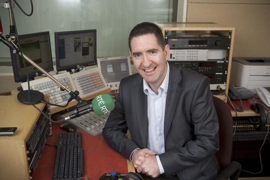 Cormac ag a Cúig: Dé Luain 7ú Deireadh Fómhair 2013.
