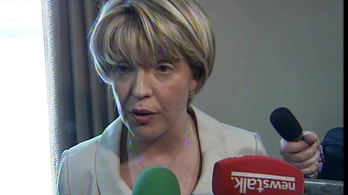 Mary Coughlan - No decision on sale of semi-State companies