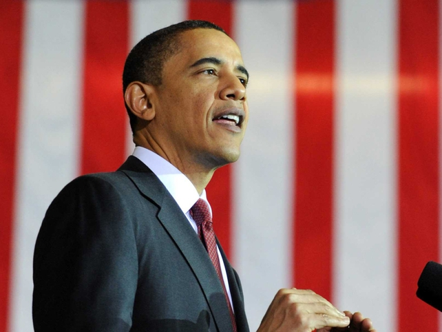 Barack Obama - Wants manned missions to Mars
