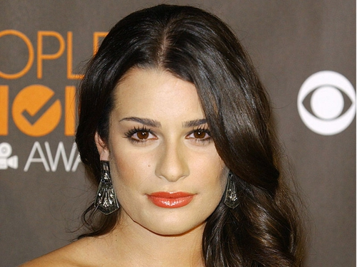 990d83600 Lea Michele plays Rachel Berry in the show.