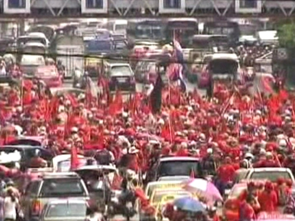 Thailand - Ongoing protests