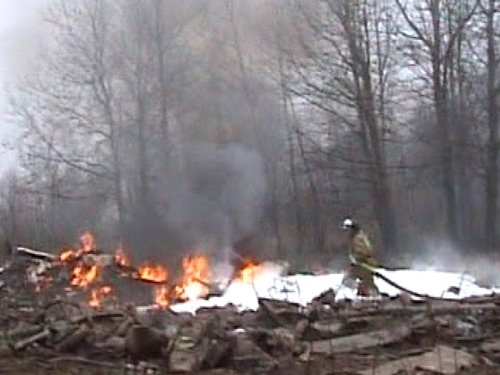 Russia - 97 die after plane crash