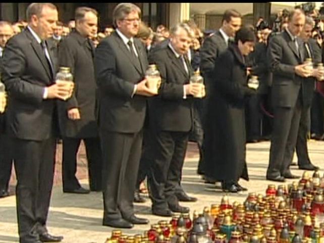 Warsaw - Solemn ceremony