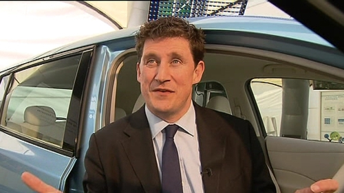 Eamon Ryan - Country will have to trade its way out of difficulty