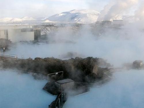 Blue Lagoon - Southwest of Reykjavik